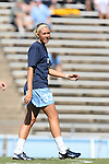 14 October 2007: North Carolina's Allie Long. The University of North Carolina Tar Heels defeated the Wake Forest University Demon Deacons 1-0 at Fetzer Field in Chapel Hill, North Carolina in an Atlantic Coast Conference NCAA Division I Womens Soccer game.