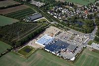 Schönningstedt Einkaufszentrum Ausbau: EUROPA, DEUTSCHLAND, SCHLESWIG HOLSTEIN, (GERMANY), 22.09.2016: Schönningstedt Einkaufszentrum Ausbau,