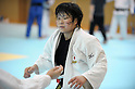 Akari Ogata, MARCH 28, 2012 - Judo : Japanese women's national team open the practice for press at Ajinomoto National Trining center in Itabashi, Japan. (Photo by Atsushi Tomura /AFLO SPORT) [1035]