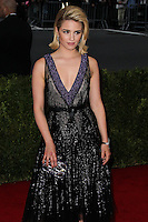 """NEW YORK CITY, NY, USA - MAY 05: Dianna Agron at the """"Charles James: Beyond Fashion"""" Costume Institute Gala held at the Metropolitan Museum of Art on May 5, 2014 in New York City, New York, United States. (Photo by Xavier Collin/Celebrity Monitor)"""