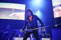 LONDON, ENGLAND - NOVEMBER 12: Joey Tempest of 'Europe' performing at Camden Roundhouse on November 12, 2016 in London, England.<br /> CAP/MAR<br /> &copy;MAR/Capital Pictures /MediaPunch ***NORTH AND SOUTH AMERICAS ONLY***