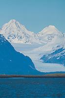 Sheridan Glacier, Cordova, Alaska, US