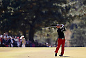 Toru Taniguchi, DECEMBER 4, 2011 - Golf : Toru Taniguchi watches his approach shot to the 9th hole during the 48th Golf Nippon Series JT Cup Final Round at Tokyo Yomiuri Country Club, Tokyo, Japan. (Photo by Yusuke Nakanishi/AFLO SPORT) [1090]