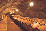 Chile Wine Country: Barrels at Concha y Toro Winery, Vina Concha y Toro, near Santiago..Photo #: ch471-32926..Photo copyright Lee Foster, 510-549-2202, www.fostertravel.com, lee@fostertravel.com.