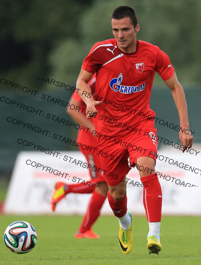 Fudbal season 2013-2014<br /> FK Crvena Zvezda pripreme<br /> Crvena Zvezda v Krka<br /> Djordje Despotovic<br /> Novo Mesto, 07.12.2014.<br /> foto: Srdjan Stevanovic/Starsportphoto &copy;