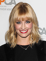 BEVERLY HILLS, CA, USA - MAY 06: Beth Behrs at The American Society For The Prevention Of Cruelty To Animals Celebrity Cocktail Party on May 6, 2014 in Beverly Hills, California, United States. (Photo by Celebrity Monitor)