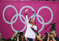 2012 Olympics Gabrielle Douglas All Around Gold Medal