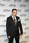 Designer Anthony Rubio Attends Jeffrey Fashion Cares 10th Anniversary New York Fundrasier Hosted by Emmy Rossum Held at the Intrepid, NY 4/2/13