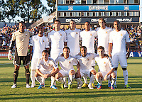 San Jose Earthquakes vs Swansea City AFC, July 31, 2012