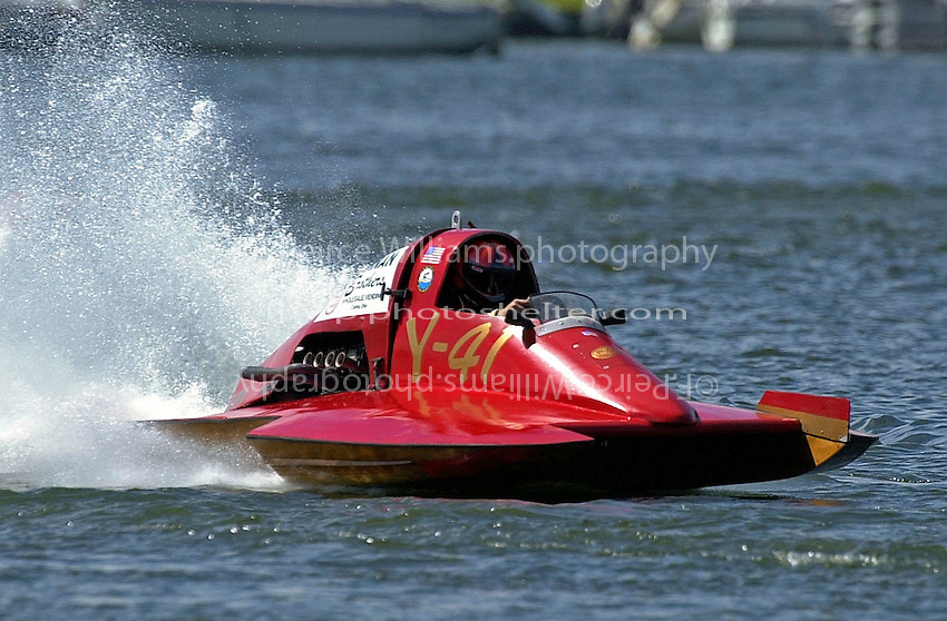 Y-41     (1 Litre MOD hydroplane(s)