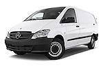 Mercedes Benz Vito 113CDi SWB Long Cargo Van 2013