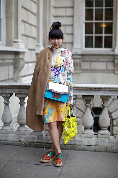Susie Lau (Susie Bubble) from Stye Bubble
