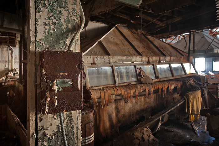Here's a Belt Driven Industrial Dryer for a once thriving Resort in New York State