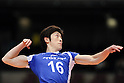 Tatsunori Kakuda (Arrows), MARCH 6, 2011 - Volleyball : 2010/11 Men's V.Premier League match between Oita Miyoshi Weisse Adler 1-3 Toray Arrows at Tokyo Metropolitan Gymnasium in Tokyo, Japan. (Photo by AZUL/AFLO)