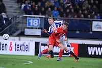 VOETBAL: HEERENVEEN: 06-02-16, Abe Lenstra Stadion, SC Heerenveen - FC Twente, uitslag 1-3, Joachim Andersen, Henk Veerman, ©foto Martin de Jong