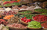 Vegetables at market, Hanoi, Vietnam