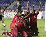 PARTIDO DE LA B ENTRE LOS EQUIPOS AMERICA-U MAGDALENA  , POR LA FECHA DECIMA SEXTIMA DEL FUTBOL DE LA LIGA POSTOBON GANO EL LOCA- AMERICA DE CALI 3-0  , JUGADO EN LA CIUDAD DE CALI . ..MEDELLIN, MAYO 13 DE 2012