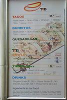 TNB BBQ, Korean Taco, Gourmet Food Truck,  Catering, Fast Food, Menu