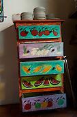 Chest or drawers, Tlaquepaque; Guadalajara; Jalisco; Mexico; mexican; food; art; craft