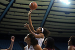 12 December 2012: North Carolina's Danielle Butts. The University of North Carolina Tar Heels played the North Carolina Central University Eagles at Carmichael Arena in Chapel Hill, North Carolina in an NCAA Division I Women's Basketball game. UNC won the game 49-21.
