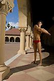Stanford athletics - Stanford swimmer Ben Wildman-Tobriner