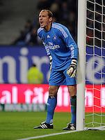 FUSSBALL   1. BUNDESLIGA   SAISON 2011/2012    10. SPIELTAG Hamburger SV - VfL Wolfsburg                                22.10.2011 Torwart Jaroslav DROBNY  (Hamburger SV)