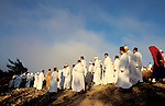 Samaria, Samaritan pilgrimage To Mount Gerizim done on Passover, Shavuot and Succot holidays&amp;#xA;<br />