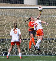 Virginia Women's Soccer vs. Clemson, October 6, 2013