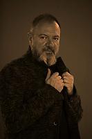 Carlo Lucarelli è uno scrittore, regista, sceneggiatore, conduttore televisivo e giornalista italiano. Roma 19 marzo 2017. Libri come. © Leonardo Cendamo