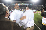 Ole Miss vs. Vanderbilt Coach James Franklin at Vaught-Hemingway Stadium in Oxford, Miss. on Saturday, November 10, 2012. (AP Photo/Oxford Eagle, Bruce Newman)