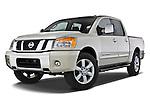 Nissan Titan LE Crew Cab Truck 2008
