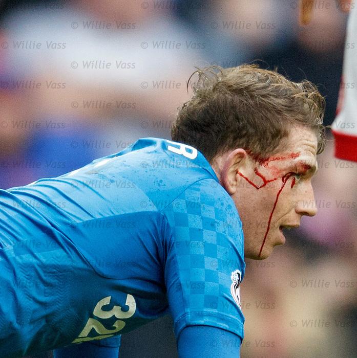 Joe Garner head injury