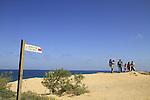 Sharon Beach national park