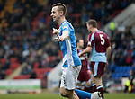 St Johnstone v Stenhousemuir&hellip;21.01.17  McDiarmid Park  Scottish Cup<br />Steven MacLean celebrates his goal<br />Picture by Graeme Hart.<br />Copyright Perthshire Picture Agency<br />Tel: 01738 623350  Mobile: 07990 594431