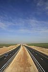 Highway 6 the Cross Israel road