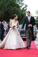 Royal wedding of HRH Crown Prince Leka II of Albania & Elia Zaharia - Luncheon - Albania
