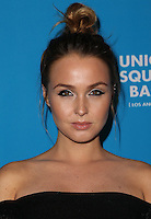 LOS ANGELES, CA - OCTOBER 27: Camilla Luddington at the Fourth Annual UNICEF Masquerade Ball Los Angeles at Clifton's Cafeteria in Los Angeles, California on October 27, 2016. Credit: Faye Sadou/MediaPunch