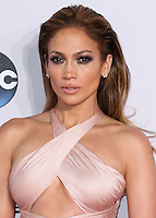 LOS ANGELES, CA, USA - NOVEMBER 23: Jennifer Lopez arrives at the 2014 American Music Awards held at Nokia Theatre L.A. Live on November 23, 2014 in Los Angeles, California, United States. (Photo by Xavier Collin/Celebrity Monitor)