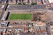 Blackpool FC Aerial Views