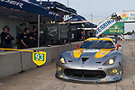 #93 SRT Motorsports SRT Viper GTS-R: Jonathan Bomarito, Marc Goossens, Tommy Kendall, Kuno Wittmer