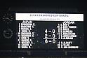 Score boad, .JUNE 8, 2012 - Football / Soccer : .FIFA World Cup Brazil 2014 Asian Qualifier .Final Round Group B .between Japan 6-0 Jordan .at Saitama Stadium 2002, Saitama, Japan. .(Photo by YUTAKA/AFLO SPORT) [1040]