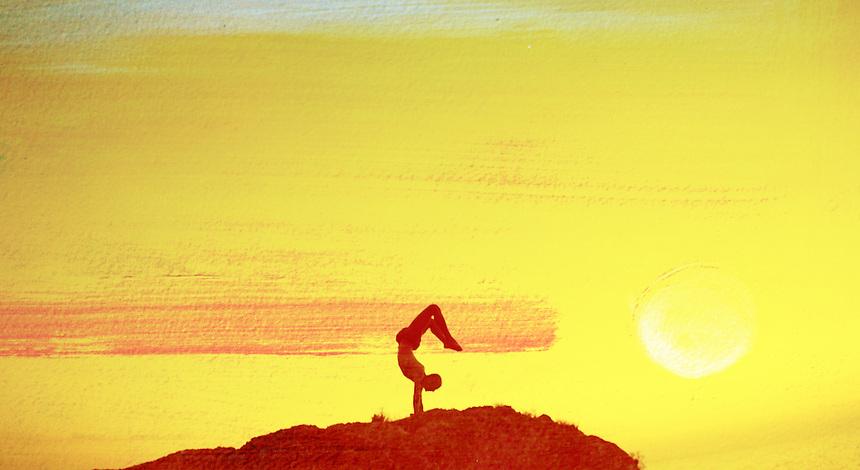 Yoga Poto-illustration | Wari Om Yoga Photography: wari.photoshelter.com/image/I0000nfUrxQ0BSp8