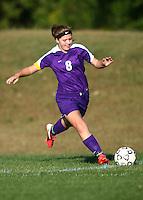 Girls JV Soccer vs. Chatard 9-15-11
