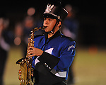 Senatobia High Band plays during Lafayette High vs. Senatobia at LHS in Oxford, Miss. on Friday, October 8, 2010. Lafayette won 54-7.