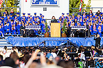 Los Altos High School Commencement Ceremony 2014