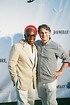 L.A. Reid and Jason Binn Attend Russell Simmons' 12th Annual Art for Life East Hampton Benefit, NY  7/30/11
