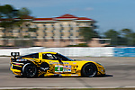 #4 Corvette Racing Chevrolet Corvette C6 ZR1: Oliver Gavin, Tommy Milner, Richard Westbrook