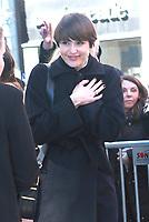 MAR 23 Gemma Arterton Seen In New York City
