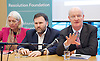 Resolution Foundation meeting - <br /> &quot;A Broken Heart? The living standards challenge facing the West Midlands Metropolitan mayor...<br /> <br /> As the West Midlands Metro area looks forward to its first ever Metro mayoral election next May, the region&rsquo;s economic performance is in the spotlight.<br /> at Birmingham Library, Birmingham, Great Britain <br /> 12th December 2016 <br /> <br /> <br /> <br /> Si&ocirc;n Simon, MEP for the West Midlands and Labour candidate for West Midlands Mayor<br /> <br /> Beverley Nielsen, former regional CBI director and Liberal Democrat candidate for West Midlands Mayor<br /> <br /> <br /> Chair<br /> David Willetts, Executive Chair of the Resolution Foundation<br /> <br /> Photograph by Elliott Franks <br /> Image licensed to Elliott Franks Photography Services