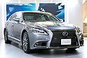 Lexus Displays New 2013 Models in Tokyo